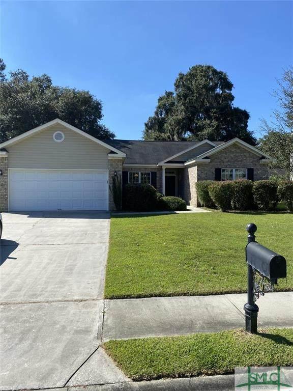 20 Tulane Court, Savannah, GA 31419 (MLS #259795) :: Heather Murphy Real Estate Group