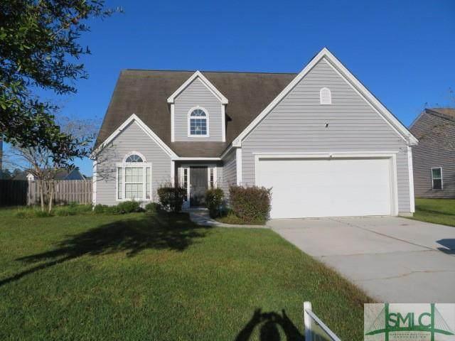 433 Stonebridge Circle, Savannah, GA 31419 (MLS #259914) :: Teresa Cowart Team
