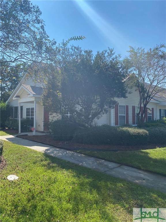 44 Stonelake Circle, Savannah, GA 31419 (MLS #259986) :: Coldwell Banker Access Realty