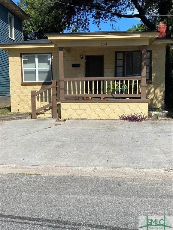 634 Kline Street, Savannah, GA 31415 (MLS #260003) :: McIntosh Realty Team