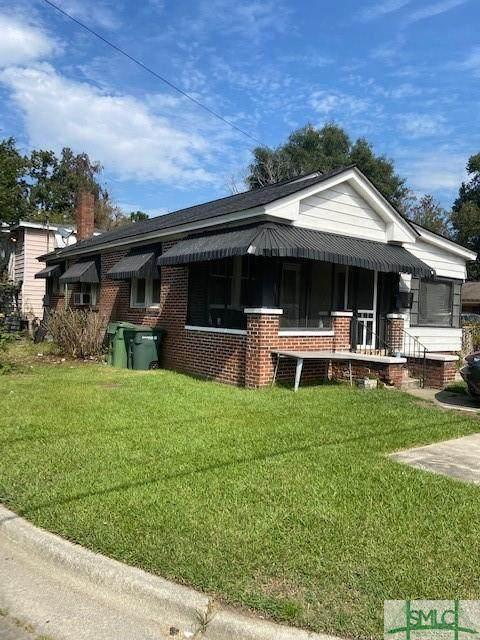 1126 W 41st Street, Savannah, GA 31415 (MLS #260082) :: Coastal Savannah Homes