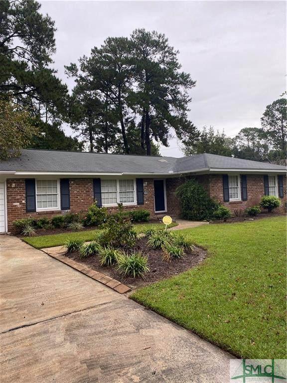 1908 Colonial Drive, Savannah, GA 31406 (MLS #260090) :: Coastal Savannah Homes
