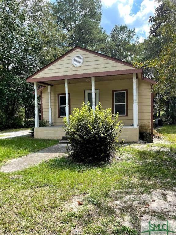 310 Anderson Avenue, Guyton, GA 31312 (MLS #260099) :: Bocook Realty