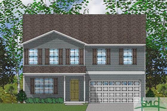 1207 Waybridge Way, Richmond Hill, GA 31324 (MLS #260146) :: Keller Williams Coastal Area Partners