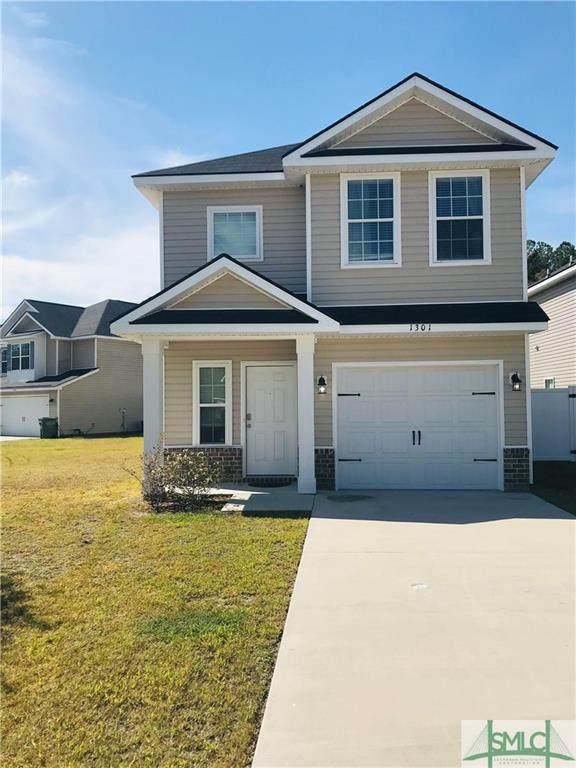 1301 Karen Court, Hinesville, GA 31313 (MLS #260161) :: eXp Realty