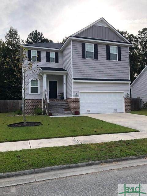 41 Cockle Shell Road, Savannah, GA 31419 (MLS #260166) :: Heather Murphy Real Estate Group