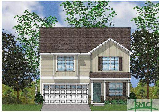 1153 Waybridge Way, Richmond Hill, GA 31324 (MLS #260173) :: Keller Williams Coastal Area Partners