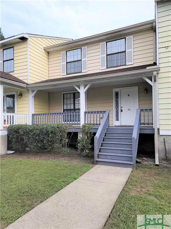 912 Pineland Avenue #44, Hinesville, GA 31313 (MLS #260234) :: Liza DiMarco