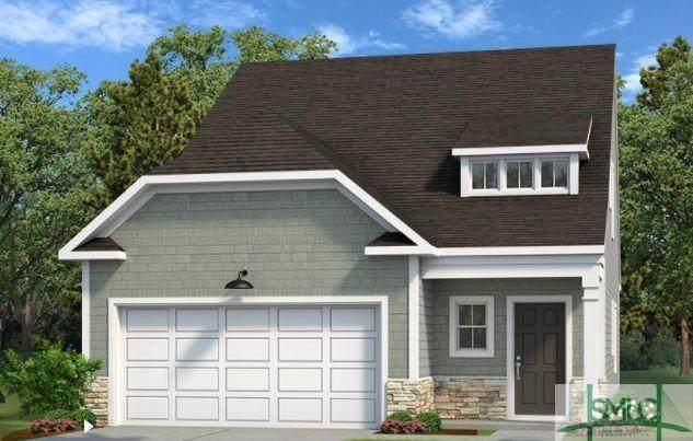 257 Beecher Drive, Richmond Hill, GA 31324 (MLS #260244) :: Keller Williams Coastal Area Partners