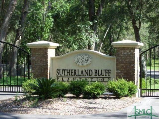 Lor 38 Sutherland Bluff Drive, Townsend, GA 31331 (MLS #260286) :: Liza DiMarco