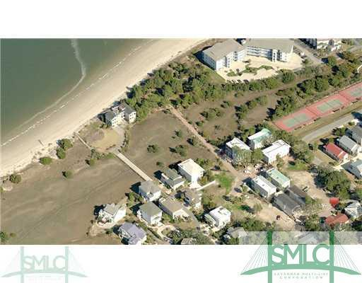 201 Byers Street, Tybee Island, GA 31328 (MLS #134996) :: The Randy Bocook Real Estate Team