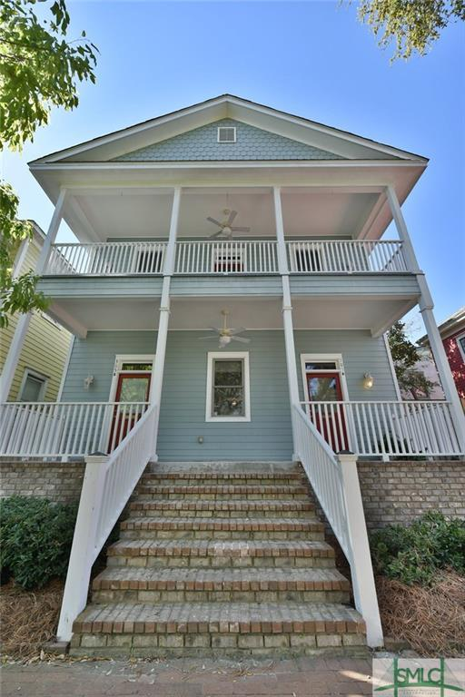 305 E Duffy Street, Savannah, GA 31401 (MLS #170168) :: Coastal Savannah Homes