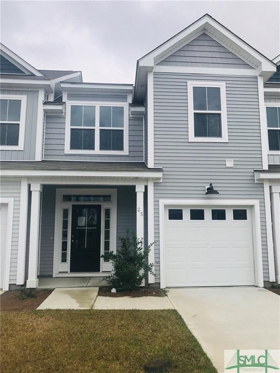 25 Moonlight Trail, Port Wentworth, GA 31407 (MLS #174426) :: The Arlow Real Estate Group