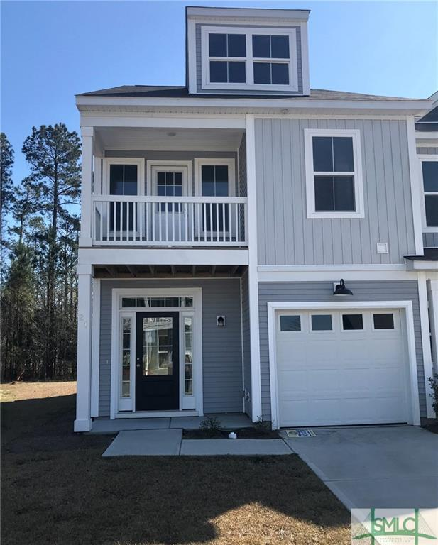 21 Moonlight Trail, Port Wentworth, GA 31407 (MLS #174427) :: The Arlow Real Estate Group