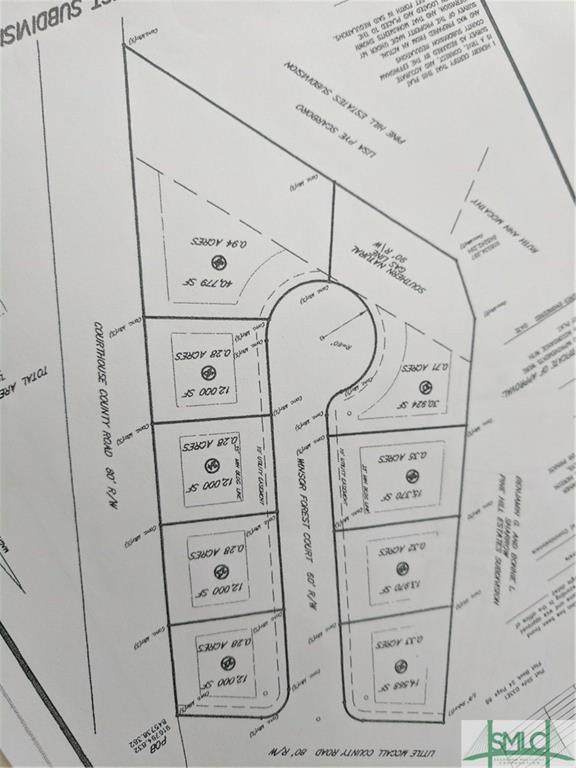 Lot 30 Windsor Court, Guyton, GA 31312 (MLS #175340) :: Karyn Thomas
