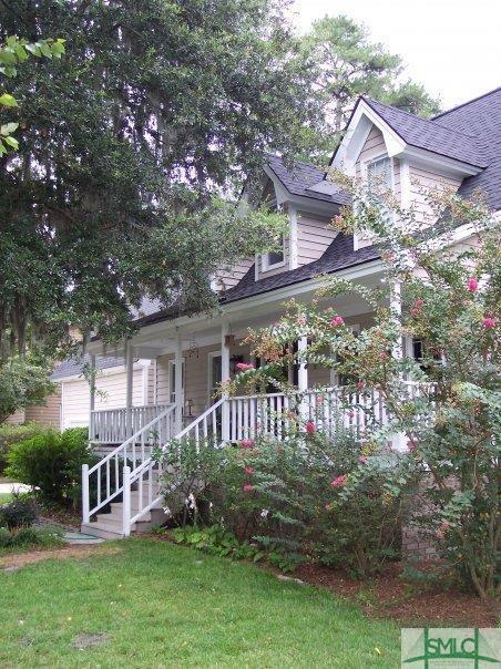 109 N Sheftall Circle, Savannah, GA 31410 (MLS #178696) :: Coastal Savannah Homes