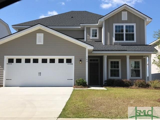 169 Martello Road, Pooler, GA 31322 (MLS #179221) :: Coastal Savannah Homes