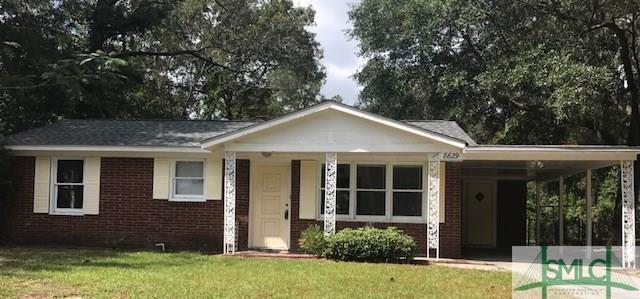 8629 Old Montgomery, Savannah, GA 31406 (MLS #181143) :: The Arlow Real Estate Group