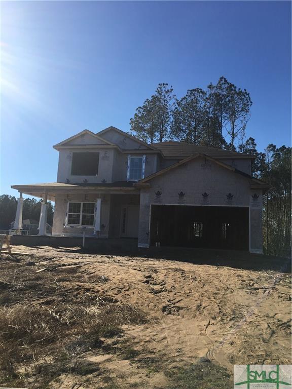41 Sweetgrass Lane, Richmond Hill, GA 31324 (MLS #181935) :: Coastal Savannah Homes