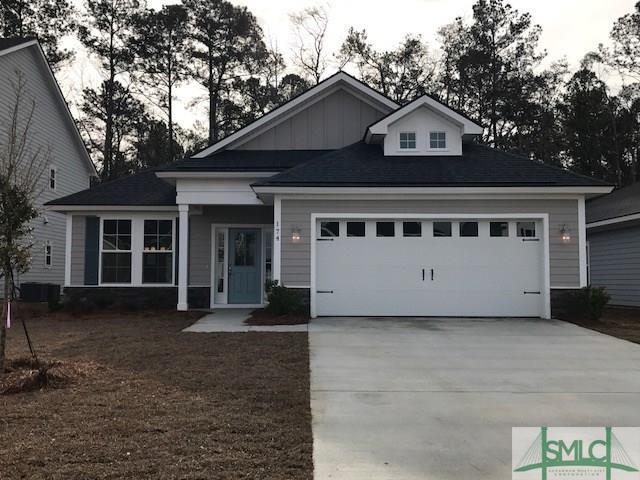 174 Martello Road, Pooler, GA 31322 (MLS #183754) :: Coastal Savannah Homes