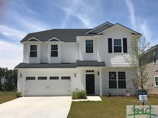 171 Martello Road, Pooler, GA 31322 (MLS #183755) :: Coastal Savannah Homes