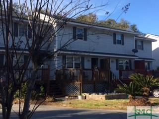 817 1st Street, Tybee Island, GA 31328 (MLS #183960) :: Coastal Savannah Homes