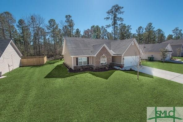 216 Sterling Drive, Rincon, GA 31326 (MLS #184680) :: Coastal Savannah Homes