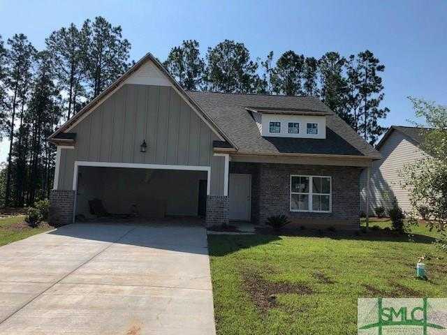 4 Ashstead Lane, Pooler, GA 31322 (MLS #184712) :: The Robin Boaen Group