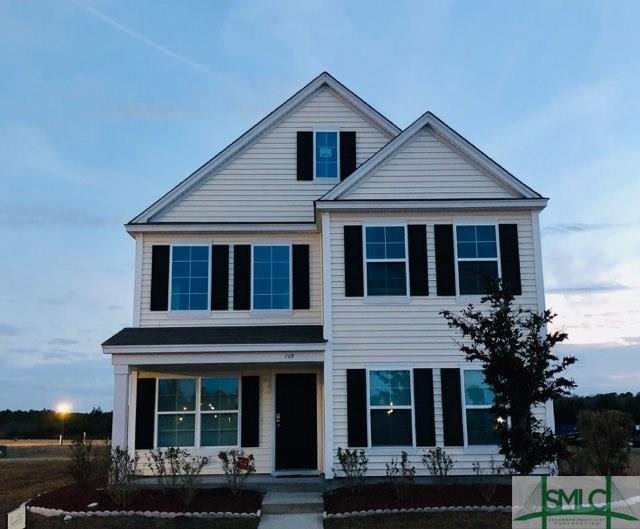 118 Crabapple Circle, Port Wentworth, GA 31407 (MLS #184946) :: The Arlow Real Estate Group