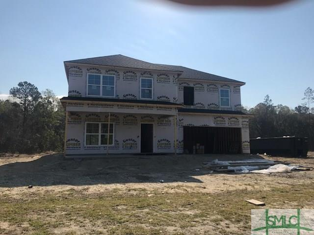 433 Kerry Drive, Richmond Hill, GA 31324 (MLS #186748) :: The Arlow Real Estate Group