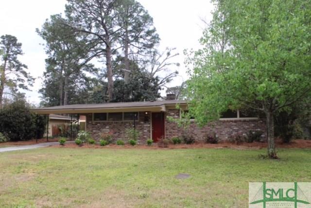 2331 Toussaint Avenue, Savannah, GA 31404 (MLS #186930) :: The Arlow Real Estate Group