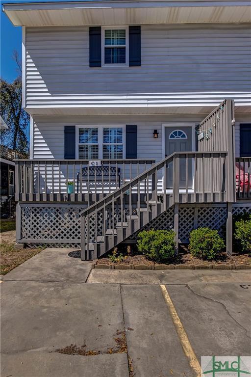 817 1st Street, Tybee Island, GA 31328 (MLS #187698) :: Coastal Savannah Homes