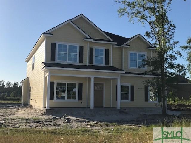 256 Timberland Circle, Richmond Hill, GA 31324 (MLS #187957) :: Coastal Savannah Homes