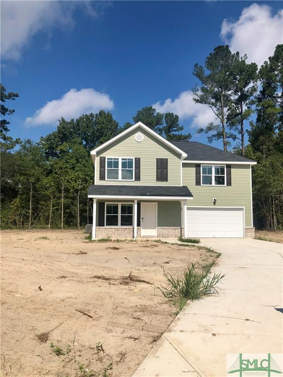 209 Caroline Way, Guyton, GA 31312 (MLS #189709) :: The Randy Bocook Real Estate Team