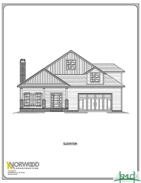 168 Ridgewood Park Drive S, Richmond Hill, GA 31324 (MLS #189736) :: McIntosh Realty Team