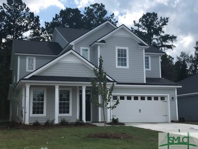 188 Martello Road, Pooler, GA 31322 (MLS #189874) :: Teresa Cowart Team