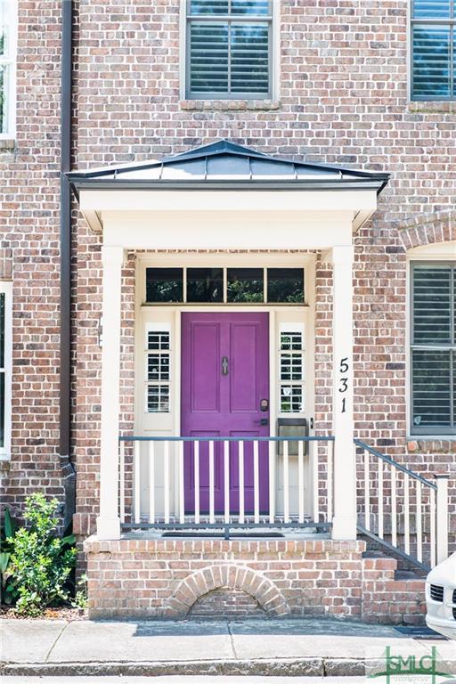 531 E Perry Street, Savannah, GA 31401 (MLS #194192) :: McIntosh Realty Team
