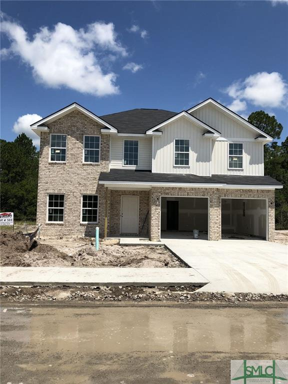 729 Waterlilly Court, Hinesville, GA 31313 (MLS #194216) :: The Arlow Real Estate Group