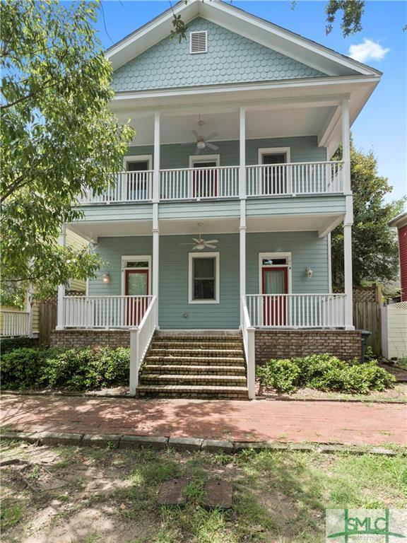 305 E Duffy Street, Savannah, GA 31401 (MLS #194358) :: Coastal Savannah Homes