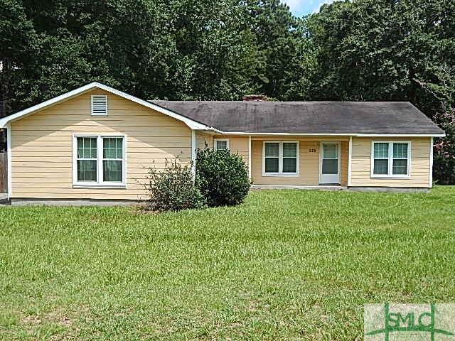 229 Shuman Drive, Statesboro, GA 30458 (MLS #194452) :: Karyn Thomas