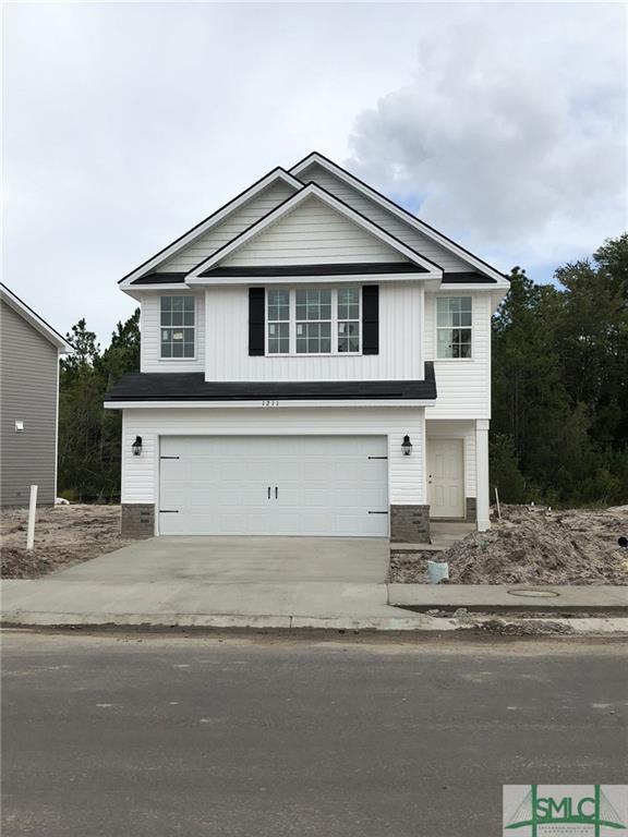 1211 Cypress Fall Circle, Hinesville, GA 31313 (MLS #196228) :: Coastal Savannah Homes