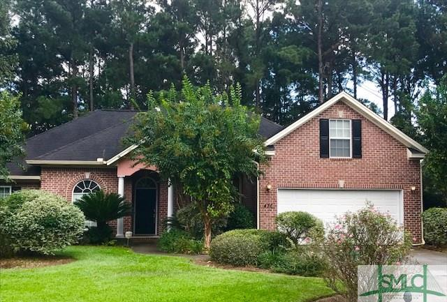 470 Copper Creek Circle, Pooler, GA 31322 (MLS #196732) :: Karyn Thomas