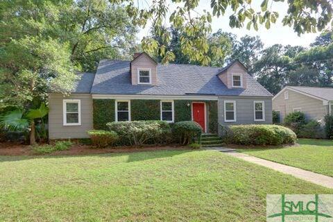 433 E 63rd Street, Savannah, GA 31405 (MLS #196755) :: The Randy Bocook Real Estate Team
