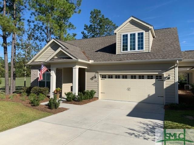 166 Kingfisher Circle, Pooler, GA 31322 (MLS #196824) :: Coastal Savannah Homes