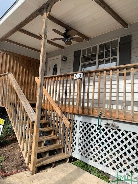 817 1st Street, Tybee Island, GA 31328 (MLS #197691) :: The Randy Bocook Real Estate Team