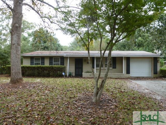 412 Sharondale Road, Savannah, GA 31419 (MLS #197949) :: The Randy Bocook Real Estate Team