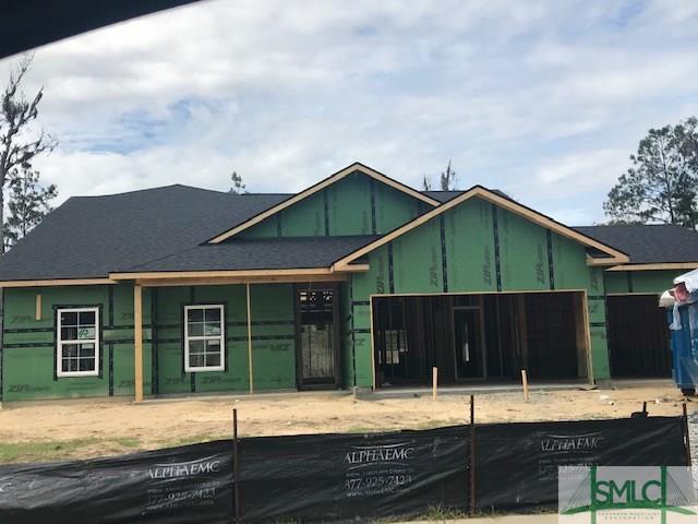 277 Mcqueen Drive, Pooler, GA 31322 (MLS #198075) :: The Arlow Real Estate Group