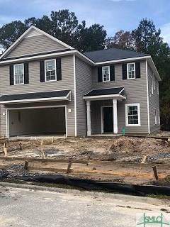 34 Cockle Shell Road, Savannah, GA 31419 (MLS #198960) :: Keller Williams Realty-CAP