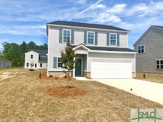105 Cherian Court, Pooler, GA 31322 (MLS #199447) :: The Randy Bocook Real Estate Team