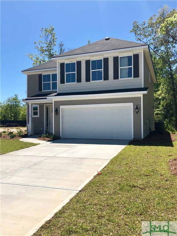 609 Waybridge Way, Richmond Hill, GA 31324 (MLS #199988) :: The Randy Bocook Real Estate Team